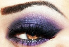 How beautiful is this! Love purple!