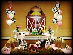 Farm Birthday Party Ideas   Photo 6 of 19