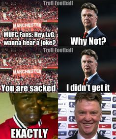 Poor Manchester United Fans