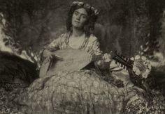 The Summer Song, 1908 - Frank Eugene (1865-1936)