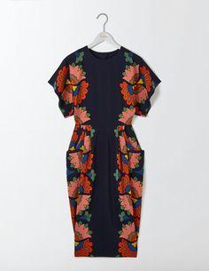 Celeste Silk Dress