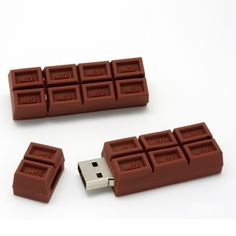 Chocolade reep USB stick