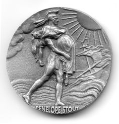 Penelope Stout Coin