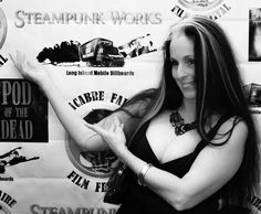We are so honored at Macabre Fair Film Festival #steampunkworks