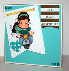 Simply Cute Cards: Life is an Adventure