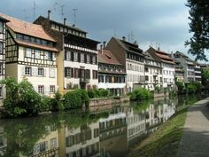 Strasbourg France, my second home.  Positioned perfectly for day trips anywhere in central Europe.
