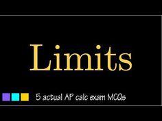 Limits.