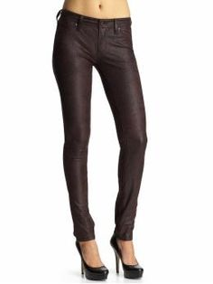 Genetic Denim The Shane Fauz Front Cigarette Coated Jeans |