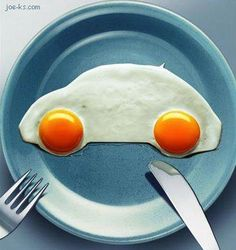 Breakfast - fast food....