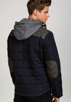 Pánská bunda - Simon, modrá Winter Jackets, Fashion, Winter Coats, Moda, Winter Vest Outfits, Fashion Styles, Fashion Illustrations