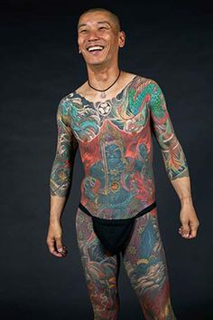 Modern-day irezumi: full bodysuit tattooed by Shige - Modern-day irezumi. - Modern-day irezumi: full bodysuit tattooed by Shige – Modern-day irezumi: full bodysuit t - Full Body Tattoo, Body Tattoos, Tatoos, Los Angeles Pictures, Traditional Japanese Tattoos, Japanese Tatoo, Fundoshi, Full Body Suit, Asian Tattoos