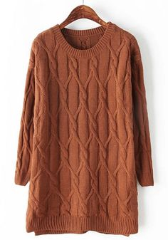 Coffee Colored Cozy
