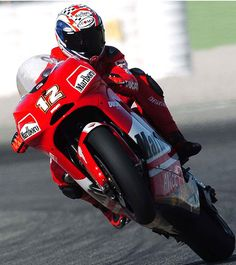 Troy Bayliss - Ducati