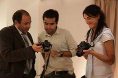 Cursos de fotografía, seminarios, capacitaciones personalizadas.