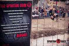 Are YOU ready?  Get in shape with the Spartan Race #WOD! #Fitness #FitFluential #motivation #GetFit