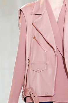 Acne FW11 | Pink on pink