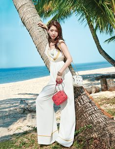 OMONA THEY DIDN'T! Endless charms, endless possibilities ♥ - Park Shin Hye for Ceci