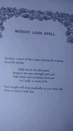 Tips, tactics, as well as overview with regards to receiving the most ideal result as well as coming up with the max utilization of rapid weight loss tips Tarot, Witch Board, Under Your Spell, Magick Spells, Jar Spells, Luck Spells, Witch Spell, White Witch, Practical Magic
