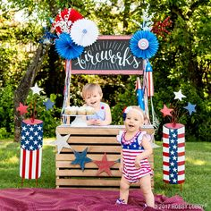 Celebrate with fun and festive 4th of July apparel, decor and more!