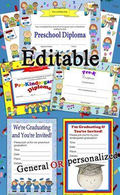 1000+ images about Graduation on Pinterest   Preschool ...