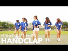 [보거스 스튜디오] Fitz & The Tantrums - Handclap / Choreography HyoLim / LO MAXIMO - YouTube