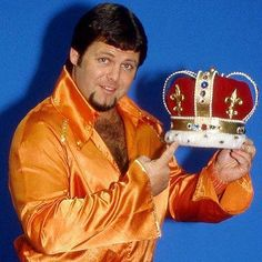 Jerry The King Lawler, Professional Wrestling, Wwe, Legends