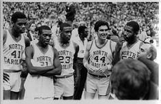 Remember when Sam Perkins, James Worthy and Michael Jordan all played together?