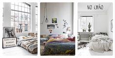 Inspirações para decorar o quarto com estilo! Decoração <3