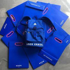 """A D E R on Instagram: """"⚠ blue. #ader#adererror#artwork"""""""