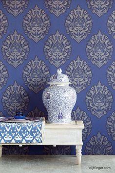 Wallpaper collection Savor by Eijffinger.