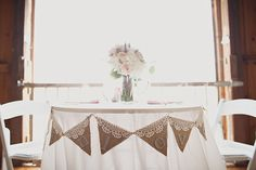 Sweet outdoor wedding by Sarah Culver - Wedding Party