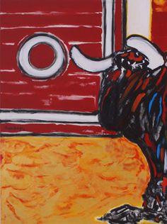 """""""Arena"""" da artista Maria Sobral Mendonça - zarpante.com  http://zarpante.com/pg/galeria-de-arte-de-maria-sobral-mendon-185#.UauQ4oLOHMg"""
