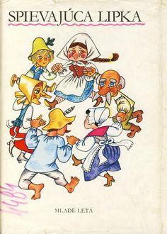 Spievajúca lipka (Rozprávky západných Slovanov), ilustrácie Helena Zmatlíková Peanuts Comics, Comic Books, Fictional Characters, Art, Short Stories, Art Background, Kunst, Cartoons, Performing Arts