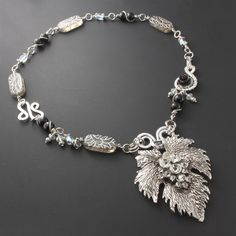 The Vinelander - Jewelry creation by Magenta