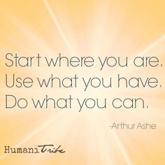 This incredible Arthur Ashe quote inspired a healing journal-writing exercise I'm sharing today on the blog.  Get the details, and sign up for a free journal page and inspiration board-ready printables!