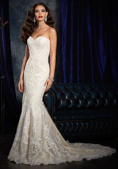 Alfred Angelo Sapphire Bridal Collection