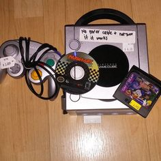 On instagram by system1525 #gamegear #microhobbit (o) http://ift.tt/1TYUafz is the second silver gamecube I found with mario kart in its tray this month weard but awesome. Great hidden gamegear gem I got from @pastimelegends in ventura. Cant wait do play this spinoff of ducktales. #nintendo #nintendogamecube #gamecube #sega #segagamegear  #retro #retrogaming #retrogames #retrocollective #videogames #gaming #games