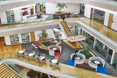 Unilever Headquarters,Courtesy of Aedas