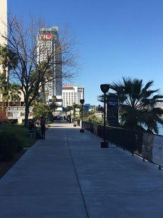 River Walk, Nevada, Awards, Sidewalk, Side Walkway, Walkway, Walkways, Pavement