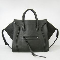 9e8357e9d18 Celine Luggage Phantom Square Celine Handbags, Celine Bag, Tote Handbags,  Boston Bag,