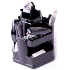 Przyborniki na biurko - Biurwa Knife Block, Organization, Getting Organized, Organisation, Tejidos