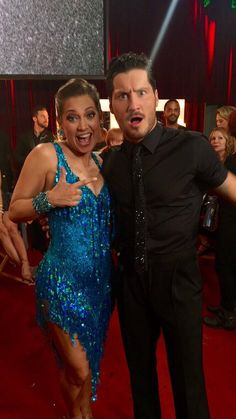 Dancing With the Stars - Ginger Zee & Val Chmerkovski  -  Mar. 22, 2016