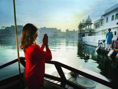 Taj Lake Palace, στο Udaipur στην Ινδία