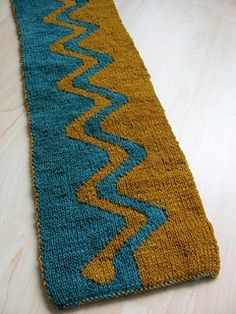 Double Knitting--Ziggy by Suvi Heikkla at Ravelry