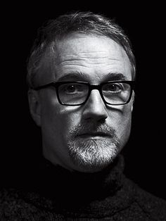 David Fincher - My pick to direct 50 Shades of Grey