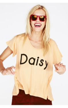 Daisy Lazy Weekend T