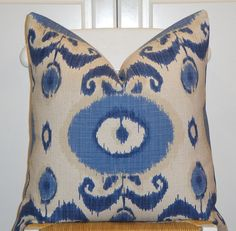 Decorative Pillow Cover Throw Pillow by TurquoiseTumbleweed