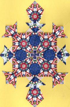 teabag folding | FELICIA'S FABULOUS FOLKART: TEA BAG FOLDING