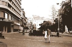 Malaga Palacio. Abril 1966. Foto A.Salinas