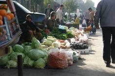 Damascus street vendor